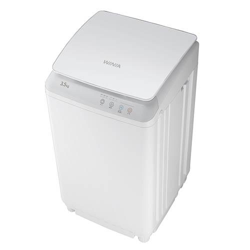 [대유 위니아] 미니 세탁기 3.5KG 화이트 (WMT03BS5W)