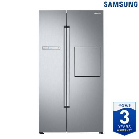 [삼성전자] 냉장고 양문형 냉장고 815L (RS82M6000S8)