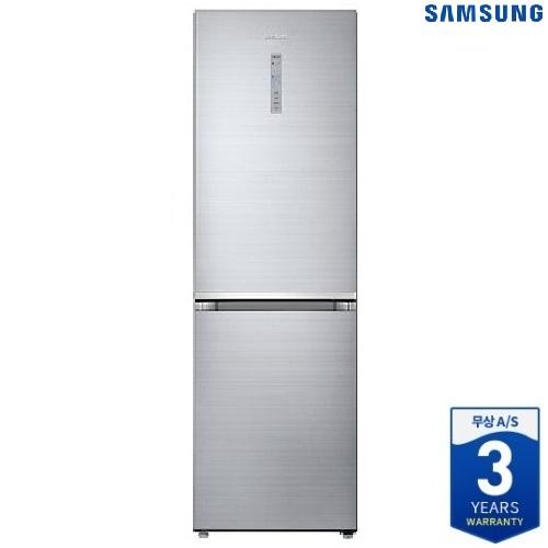 [삼성전자] 냉장고 슬림스타일 세미빌트인 401L (RB38J7200S4) Splendid Metal